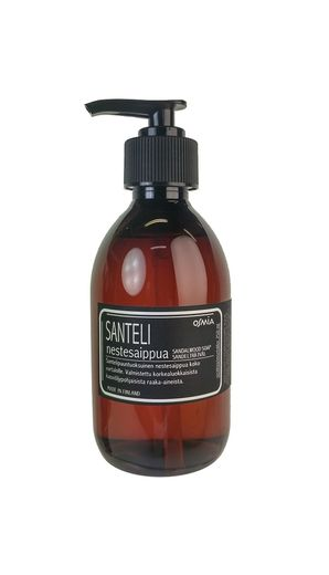 Santeli nestesaippua 250 ml